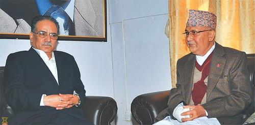 नेकपा विवाद समाधानका लागि बिभिन्न विकल्पमाथि छलफल