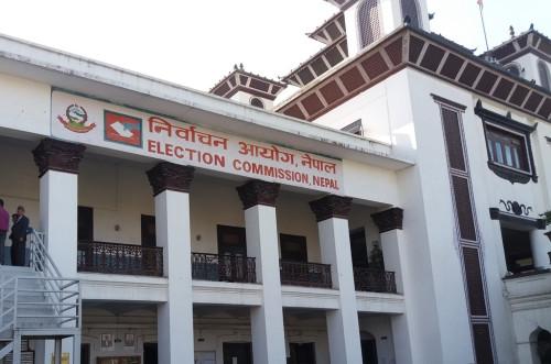 दाहाल–नेपाल समुहद्वारा निर्वाचन आयोगको कार्य-शैलीप्रति प्रश्न