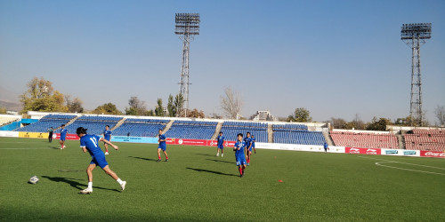 एएफसी यू–२३ एसियन कप: नेपाल इरानसँग ४–० ले पराजित